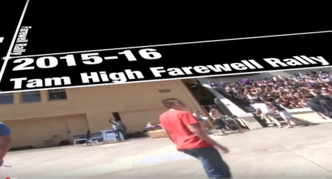 Senior Farewell Rally 2015-16
