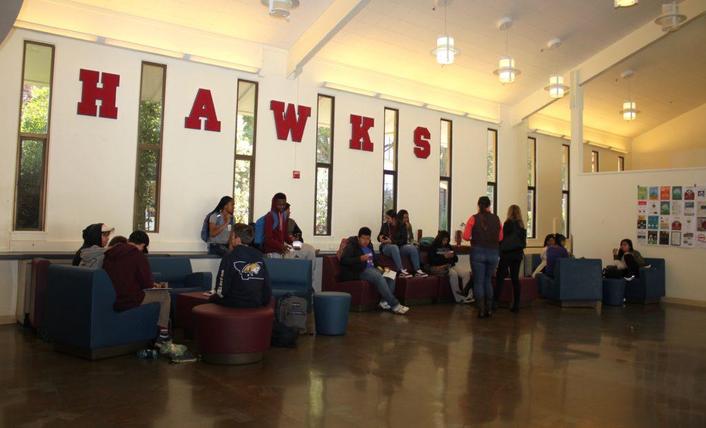 inside student center generic