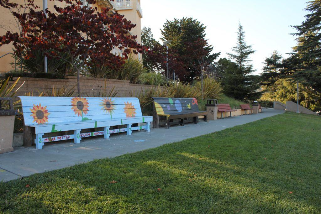 senior benches generic 3