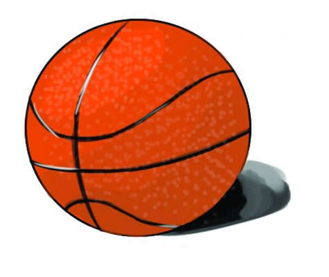 Boys' Varsity Basketball Team Loses to Healdsburg Greyhounds