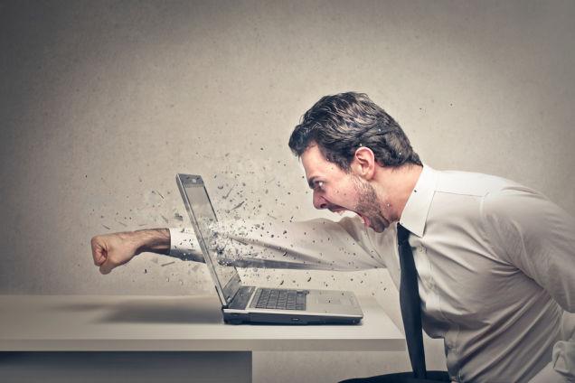 When Anger Turns Into Slacktivism