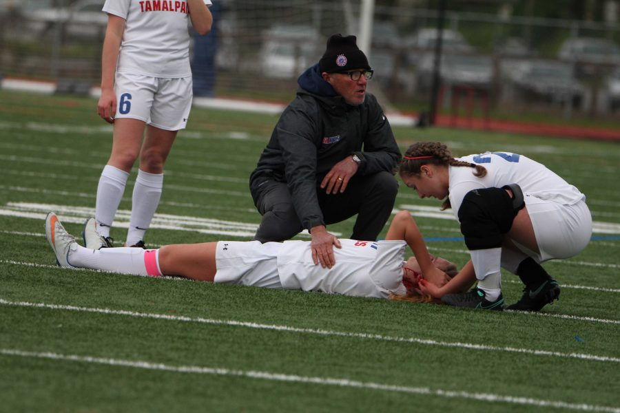 Girls%27+Varsity+Soccer+Captain+Injured+in+Game+Collision