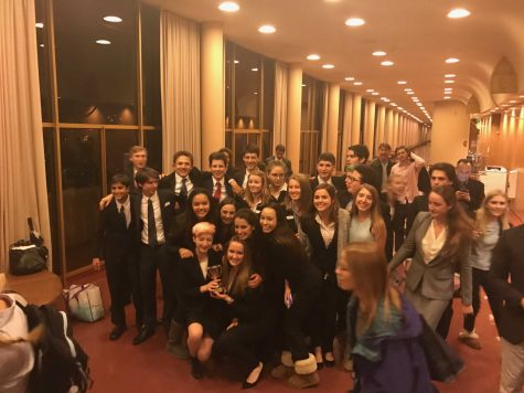 Mock Trial Wins County for 22nd Consecutive Year
