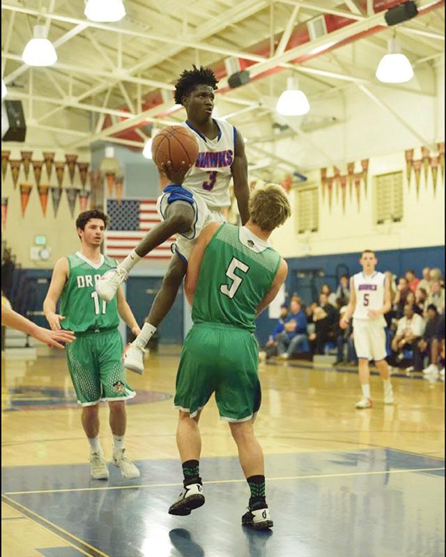 Jordan Jackson: Cross Up