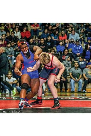 Athlete of the Issue: Karim Shakur, NCS Wrestling Champion