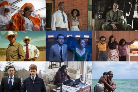 Reviews of the 2017 Oscar Best Picture Nominees