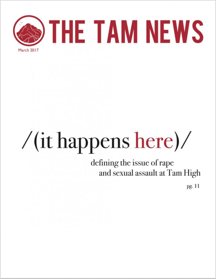 It Happens Here: Rape at Tam