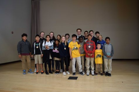 Reaching Out With Robotics Holds Second Annual Competition