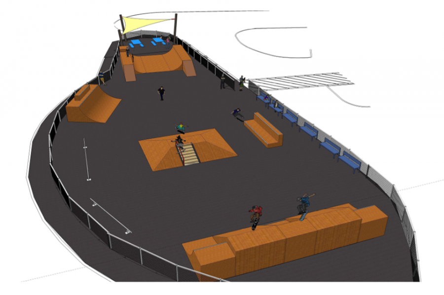 MVMS Skate Park Renovations