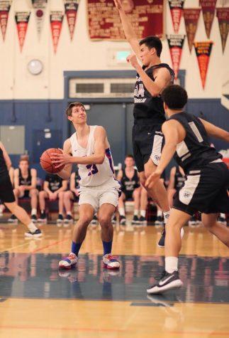 Video Highlights: Tam Basketball vs Marin Catholic Senior Night