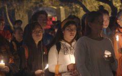 Vigil for Parkland shooting victims held at Tam
