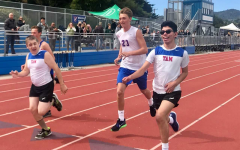 Unified Sports Track Event