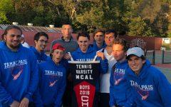 Boys Tennis Wins MCAL Championship