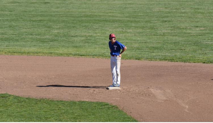 Tam+Baseball+Rolls+Over+Redwood