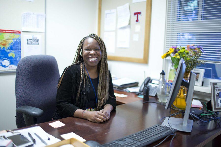Meet Our New AP: Tenisha Tate