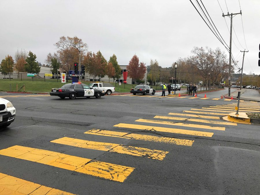 Bomb threat forces middle school evacuation