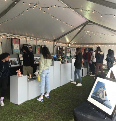 Annual art fair raises money for art department