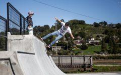 Ramping Up: Tam students spur skate park renovation