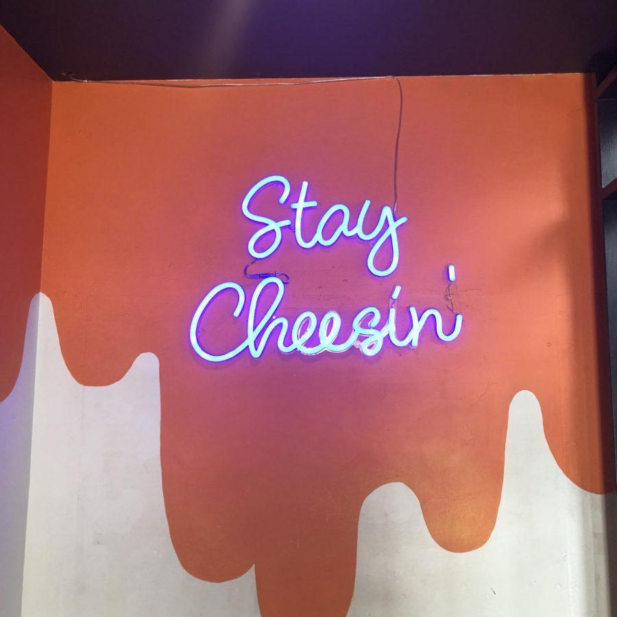 Stay Cheesin