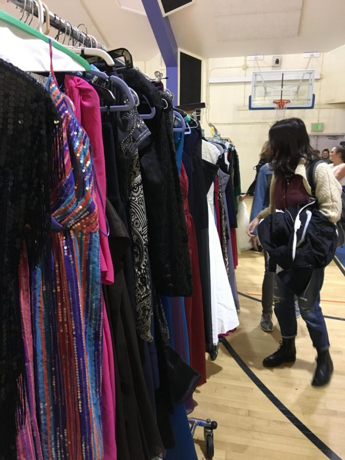 Prom exchange aims to make dresses affordable