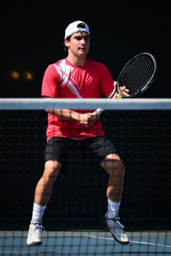 Ryan Ali: Making a racket