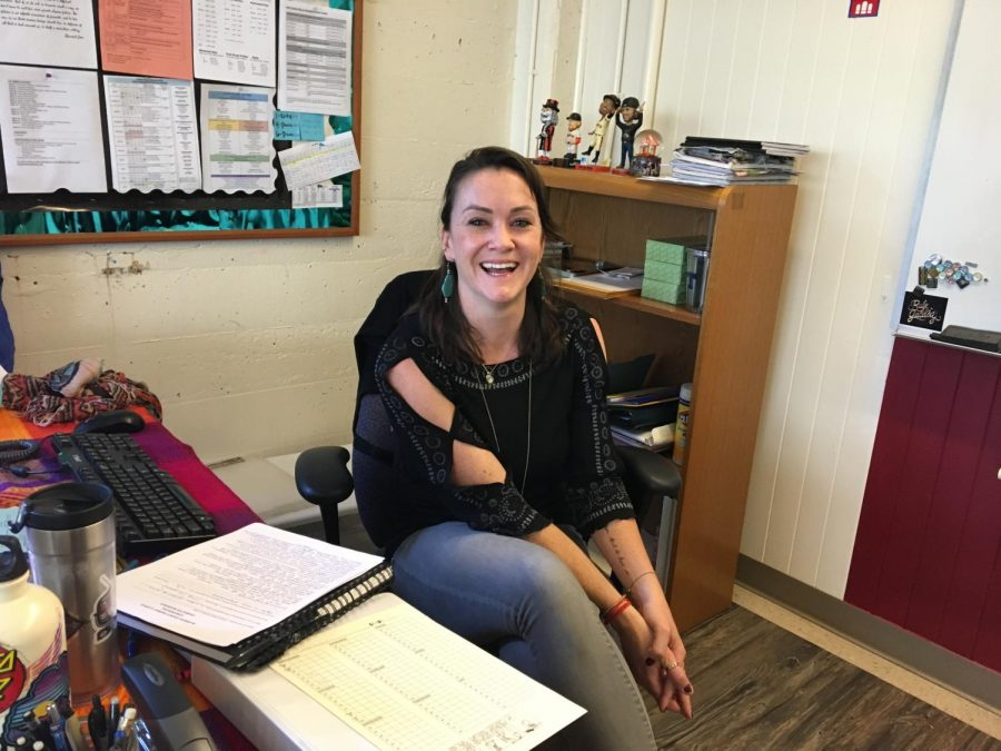 Christina Costello: A new special education teacher!