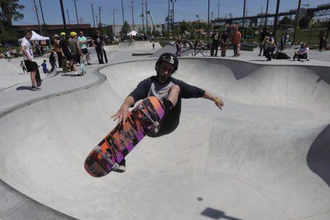 MVMS skatepark review for people who suck at skating