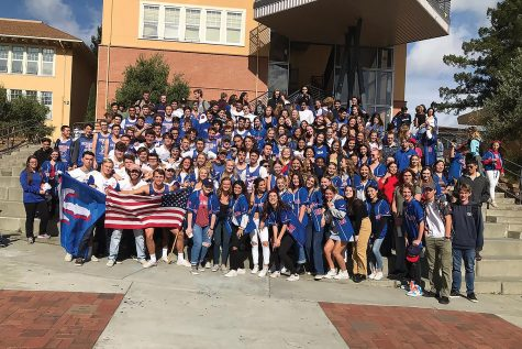 The class of 2020. (Courtesy of Tam administration)