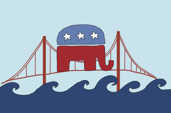 Conservatives in Marin